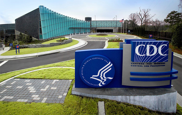 Image of the CDC campus