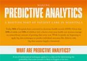 Predictive analytics in health care